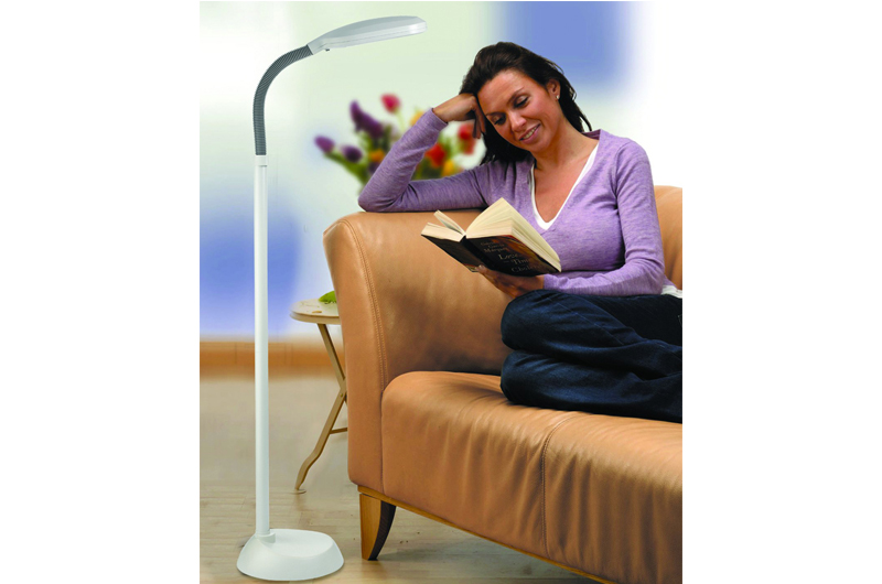 Daylight Hobby Floor Lamp